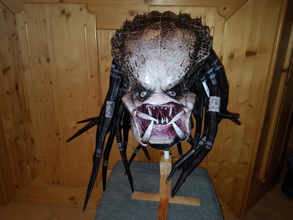Predator Head 20200520