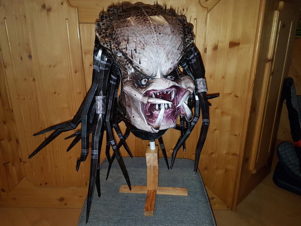 Predator Head 20200521