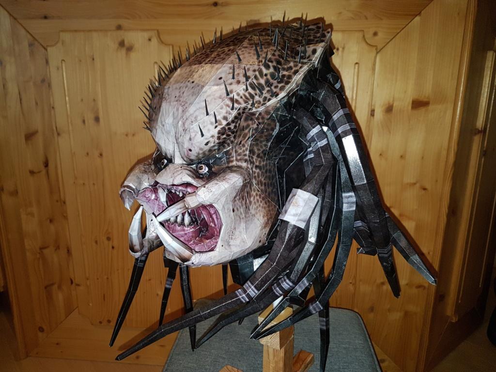 Predator Head 20200522