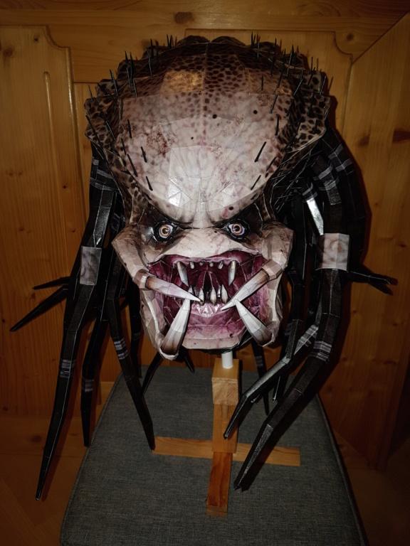 Predator Head 20200524