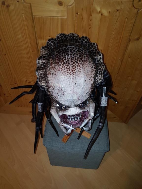 Predator Head 20200525