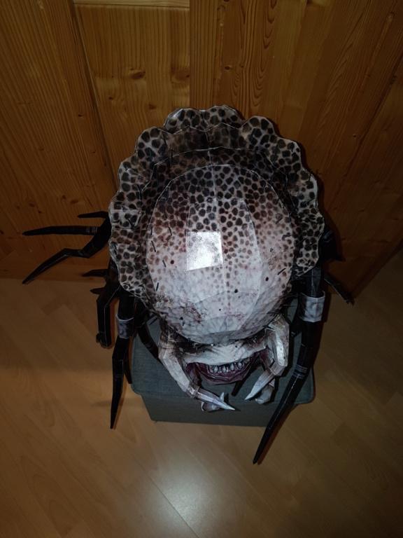 Predator Head 20200526