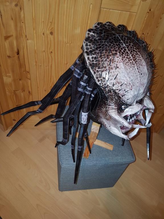 Predator Head 20200527
