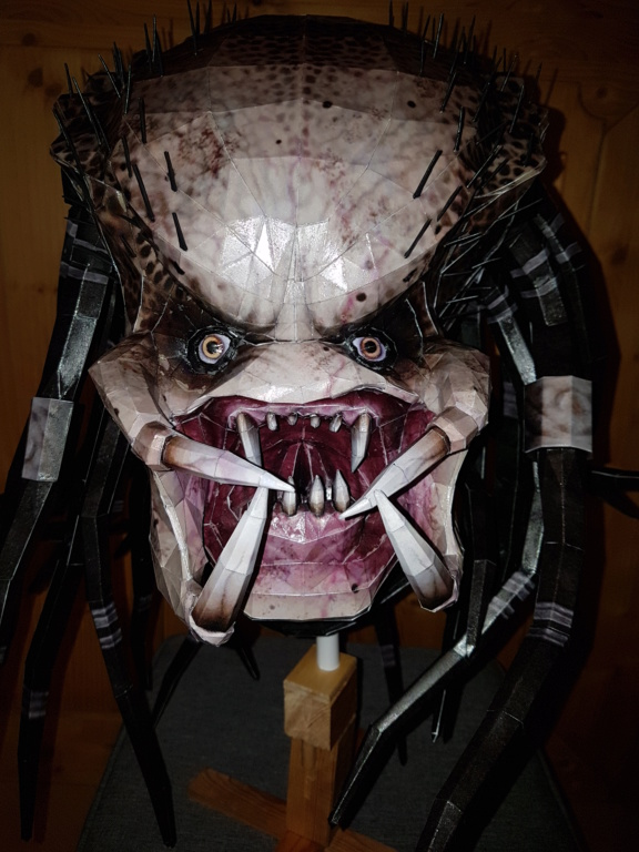 Predator Head 20200528