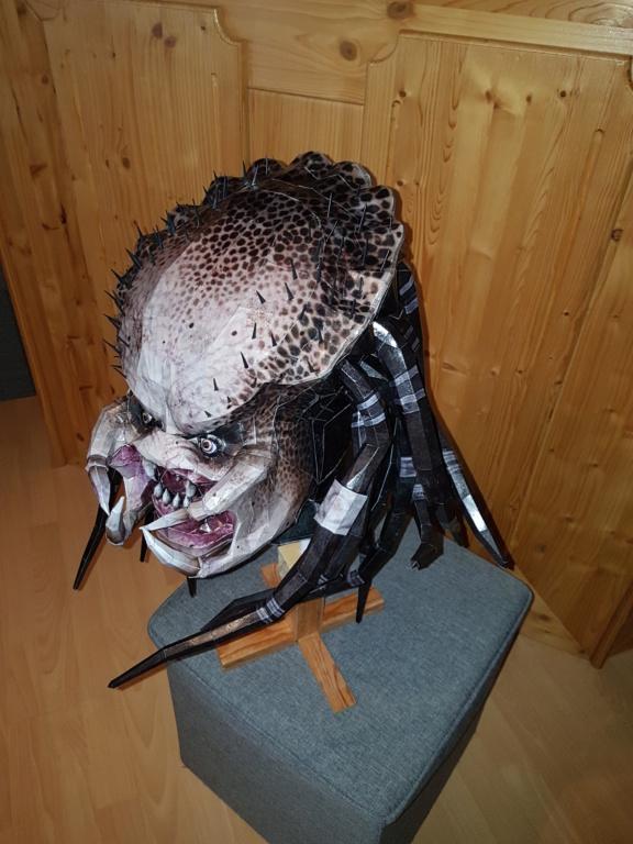 Predator Head 20200529