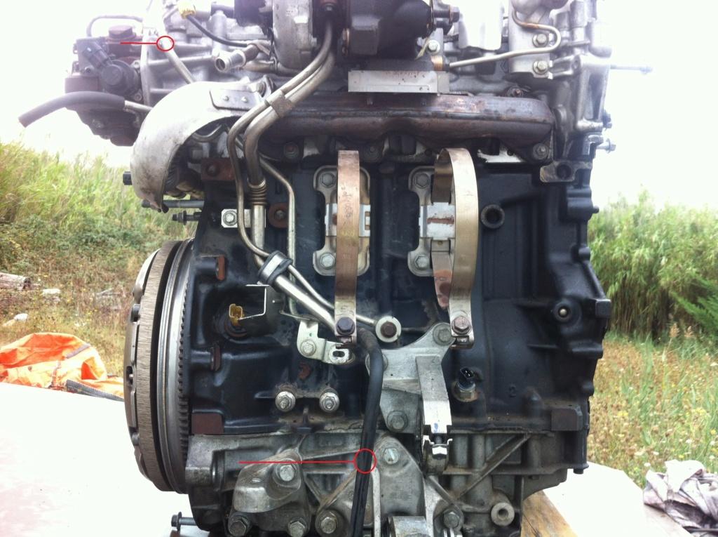 [ Renault Laguna 3 Gt 2.0 dci 180 an 2008 ] Casse moteur Img_1112