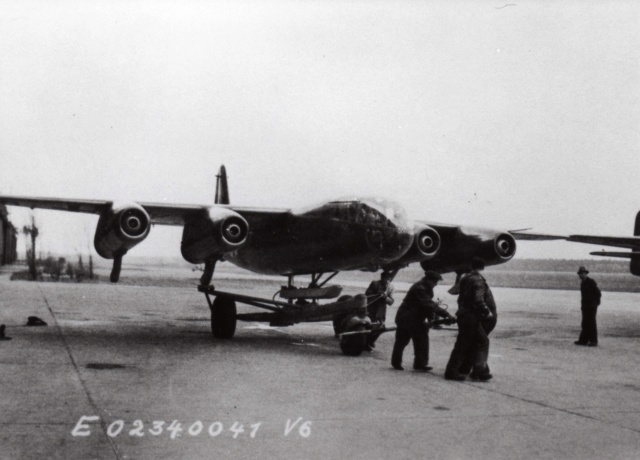 Arado Ar 234 V7, Dragon (modification) Arado_11