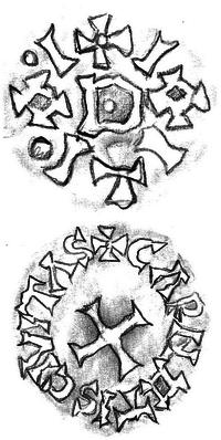 """Recherche de polices de caractères anciens """"à usage numismatique""""... Carnot10"""