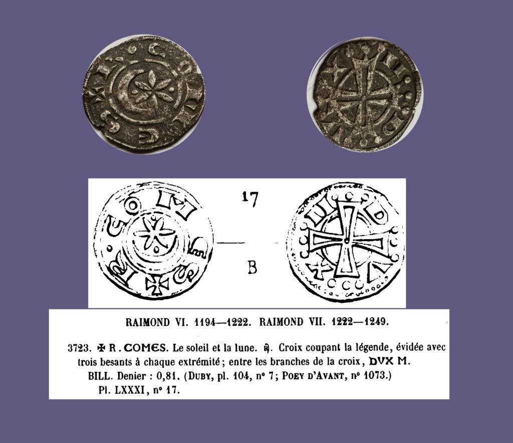 Deniers provenceaux, Raymond VI et Raymond VII ... ? Domgri13
