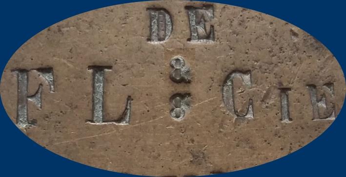 Monnaie/médaille ? SOLDAT POMPIER DE FL. & Cie AUX BAQUETS - A identifier !! Esperl10