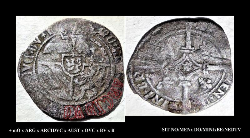 Gros émis lors de la minorité de Charles-Quint (entre fin 09/1506 et début 01/1515) Jean-l17