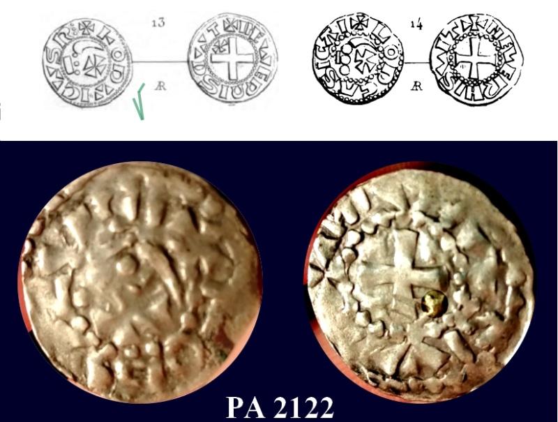 Monnaie carolingienne, féodale ?  Louis_10