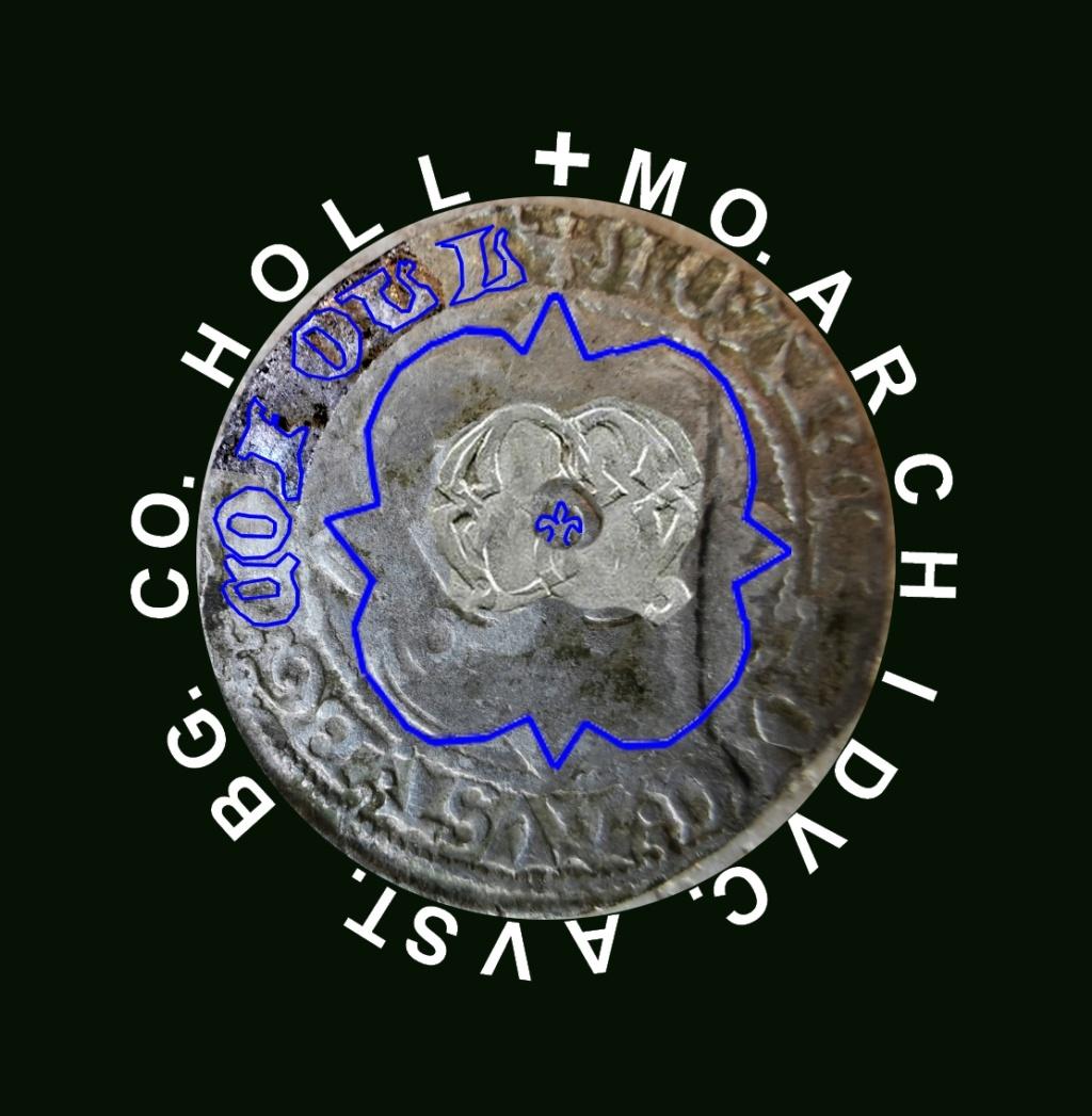 Monnaie du XV ème siècle  Maxili10