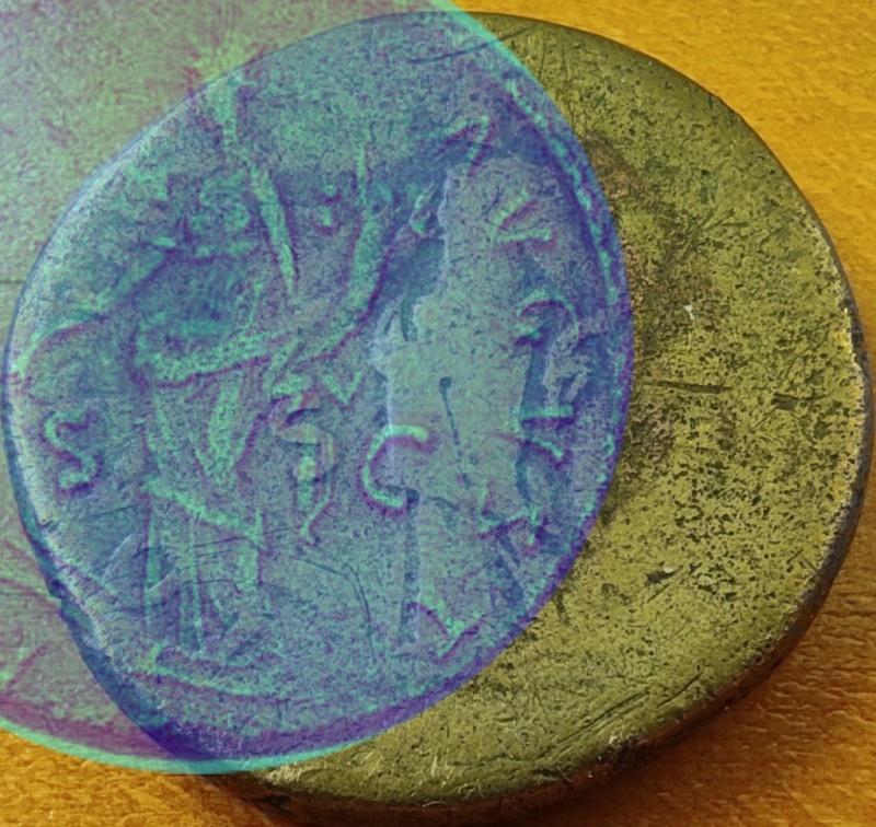 Sesterce de Nerva - FORTVNA - RIC 98 : Recherche même type de rubans ? Ric8410