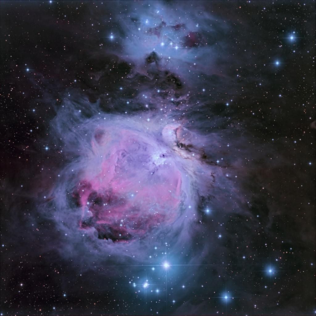 M42 nebuleuse d'Orion M42_oi10