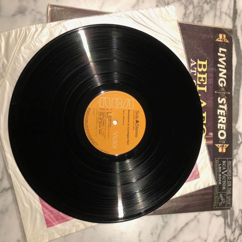 Harry Belafonte Live at Carnegie Hall 2LP (Sold) Img_7112