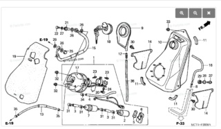 fuel pump issue 415e0310