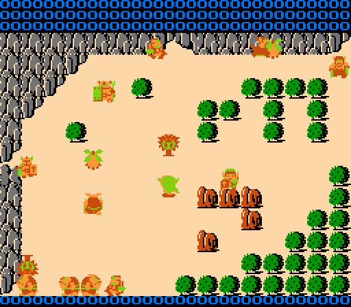 [6502] Un jeu d'aventure dans 40 ko. - Page 4 Map30