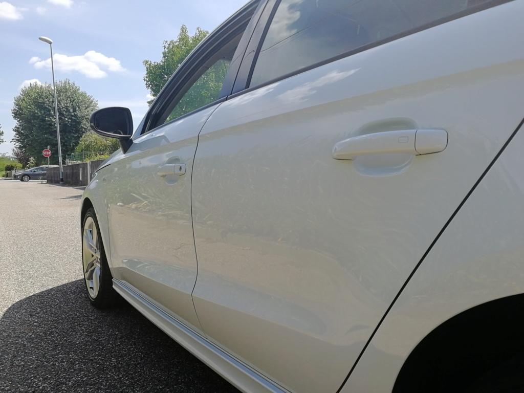 Ciclo completo Audi A1 bianco ghiaccio Img_2018