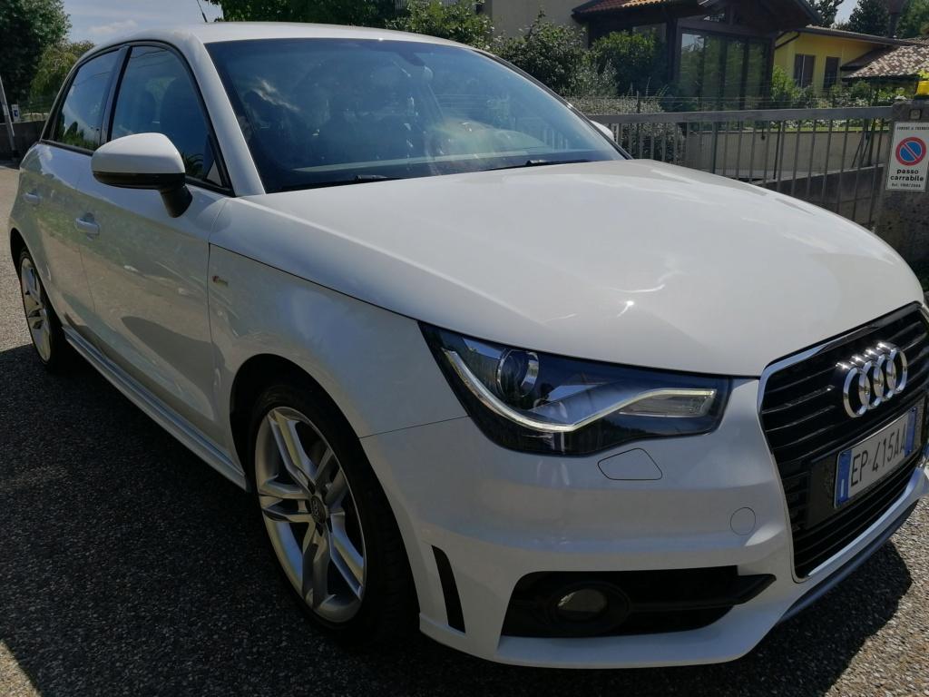 Ciclo completo Audi A1 bianco ghiaccio Img_2019