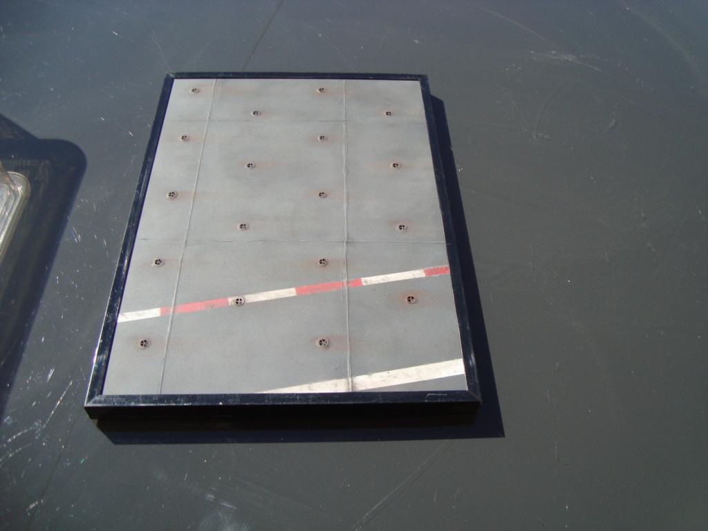 Texture de pont d'envol. Dsc01918