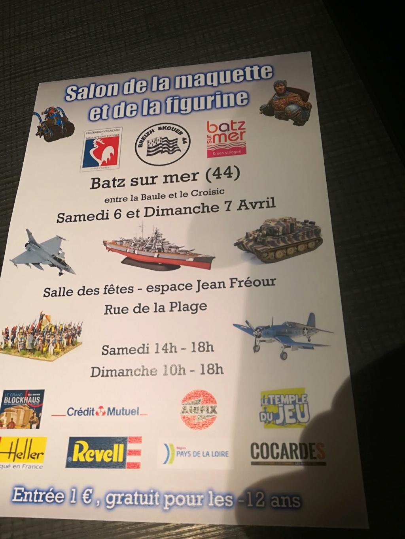Exposition Maquettes & Figurines à Batz sur Mer  - Les photos. Img_2084
