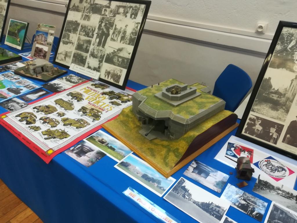 Exposition Maquettes & Figurines à Batz sur Mer  - Les photos. Img_2086