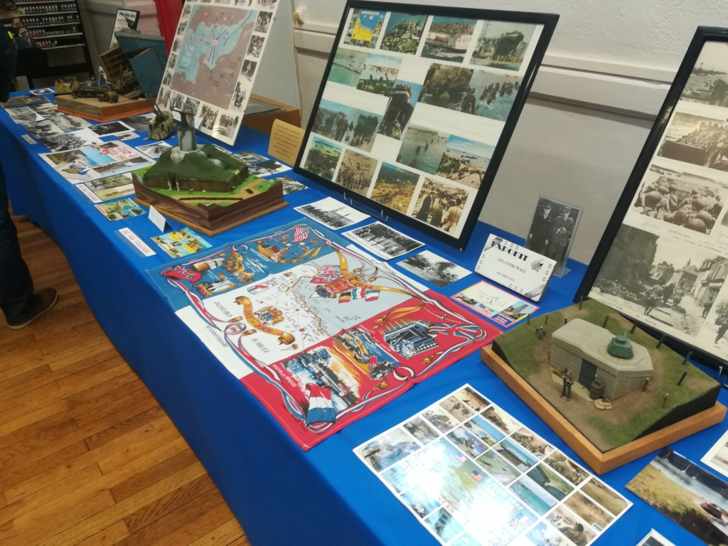 Exposition Maquettes & Figurines à Batz sur Mer  - Les photos. Img_2087