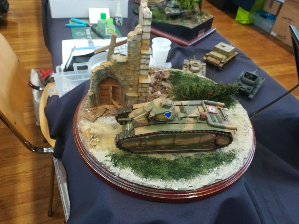 Exposition Maquettes & Figurines à Batz sur Mer  - Les photos. Img_2095