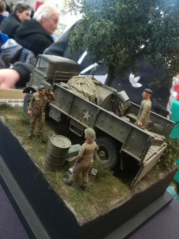 Exposition Maquettes & Figurines à Batz sur Mer  - Les photos. Img_2113