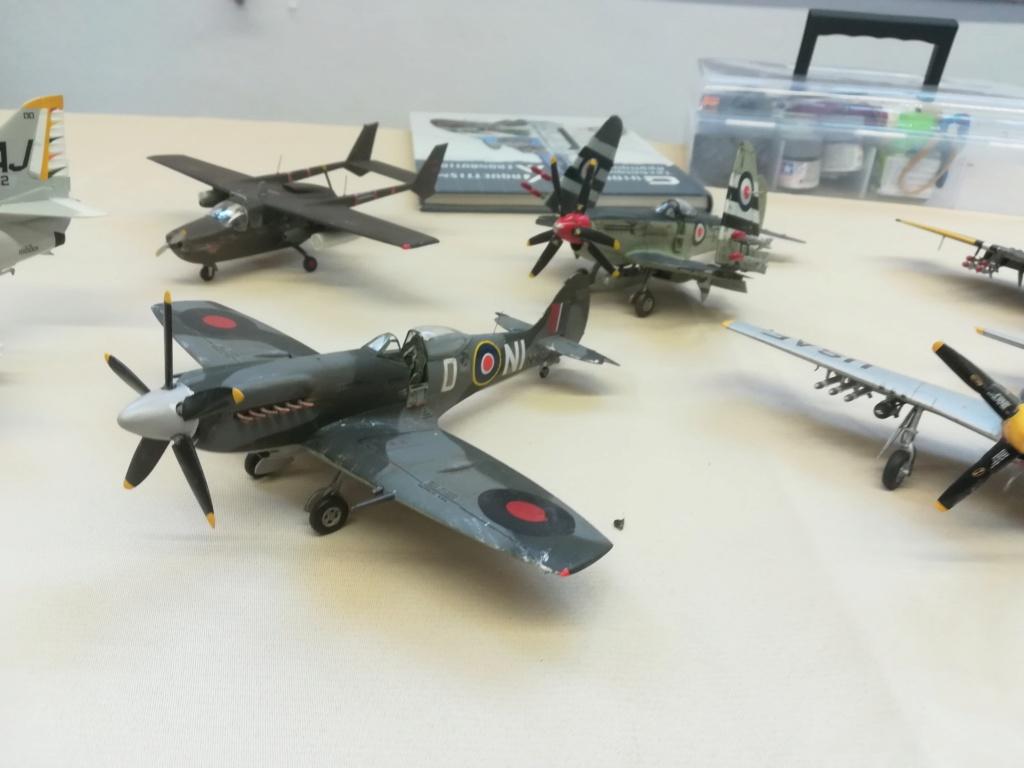 Exposition Maquettes & Figurines à Batz sur Mer  - Les photos. Img_2120