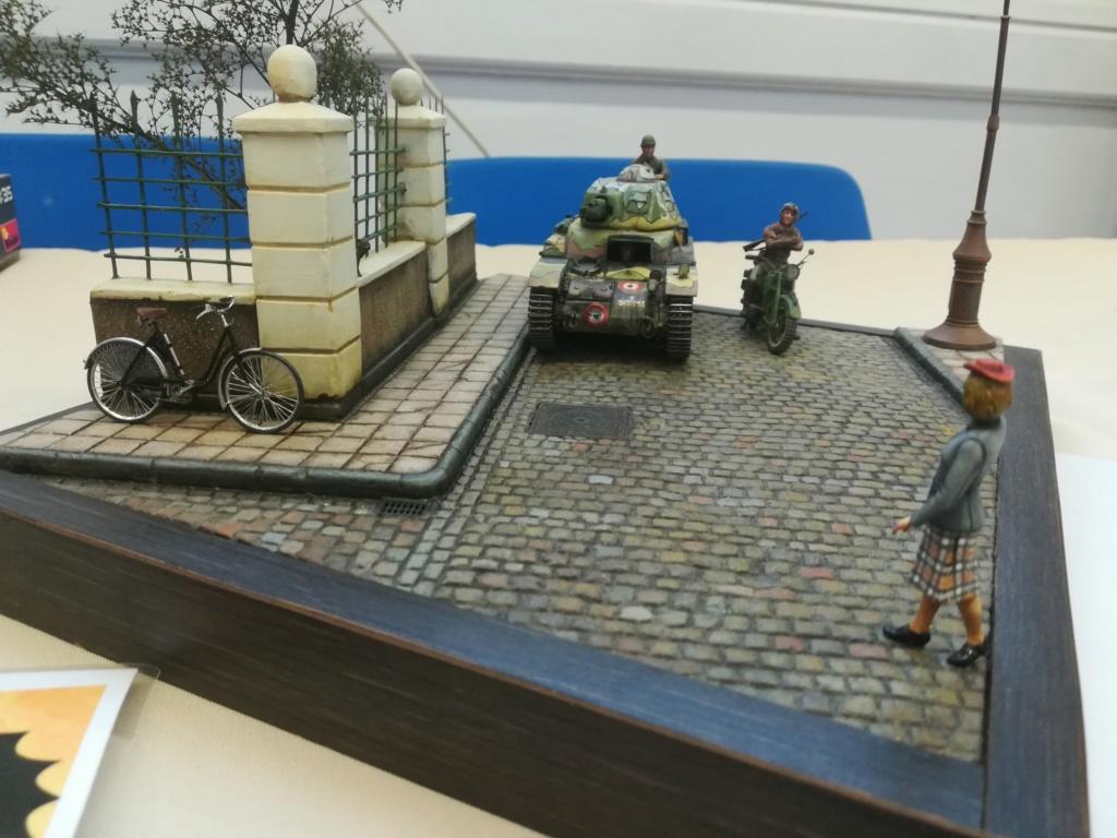 Exposition Maquettes & Figurines à Batz sur Mer  - Les photos. Img_2121