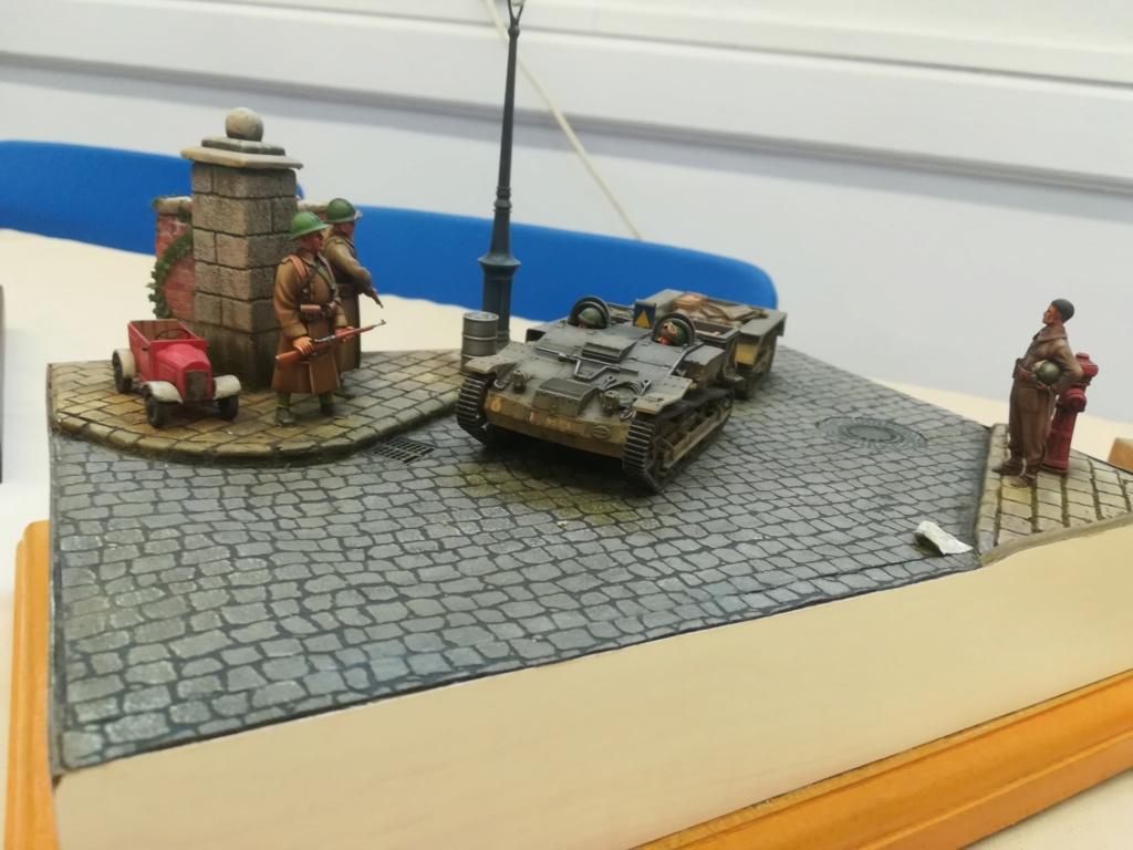 Exposition Maquettes & Figurines à Batz sur Mer  - Les photos. Img_2125
