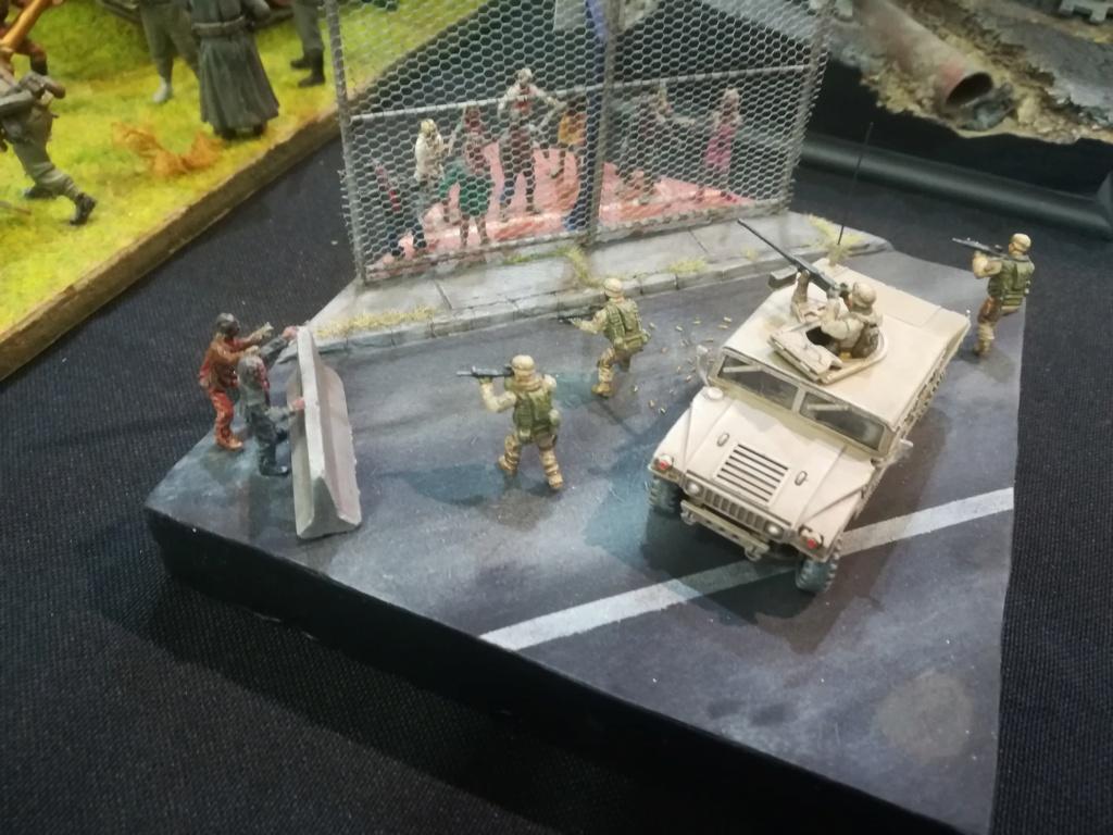 Exposition Maquettes & Figurines à Batz sur Mer  - Les photos. Img_2129