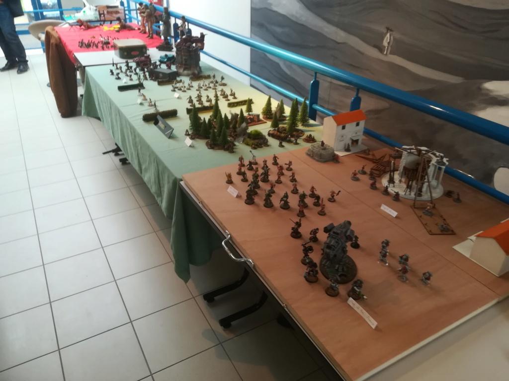 Exposition Maquettes & Figurines à Batz sur Mer  - Les photos. Img_2177