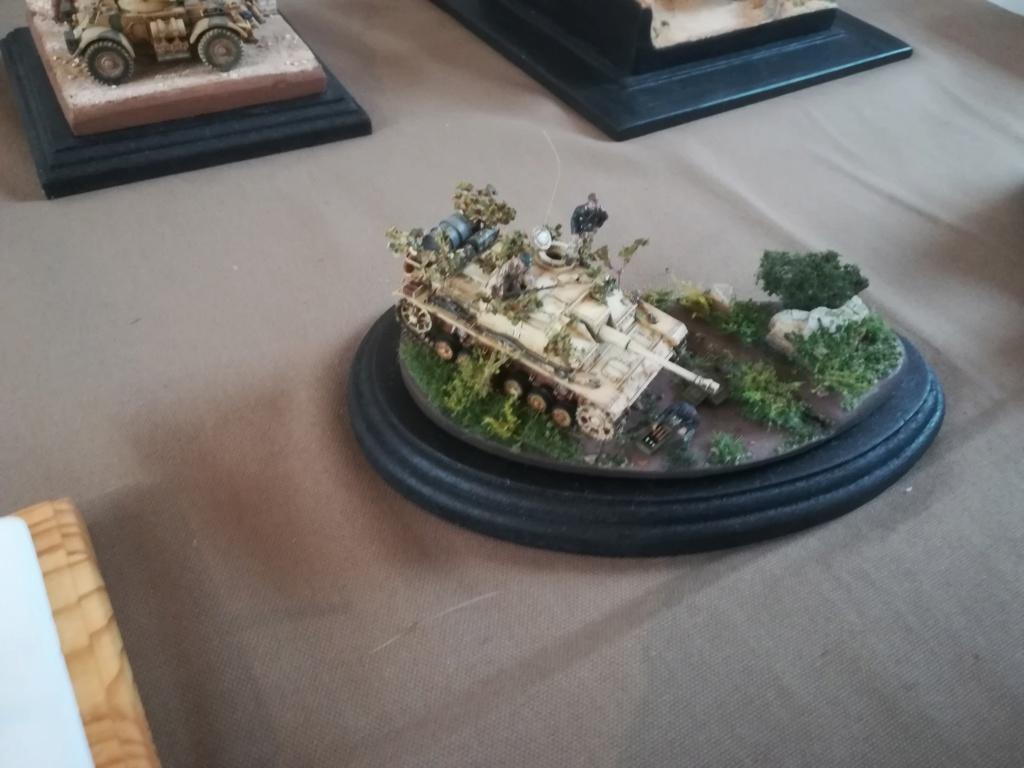 Exposition Maquettes & Figurines à Batz sur Mer  - Les photos. Img_2181