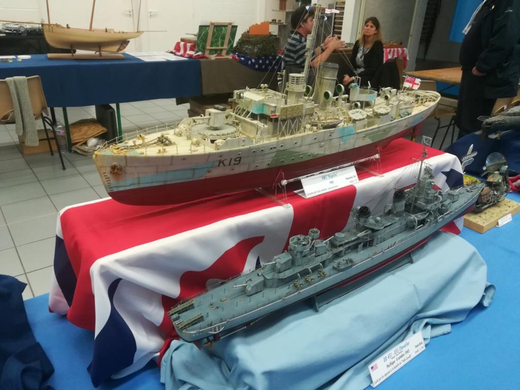 Exposition Maquettes & Figurines à Batz sur Mer  - Les photos. Img_2193