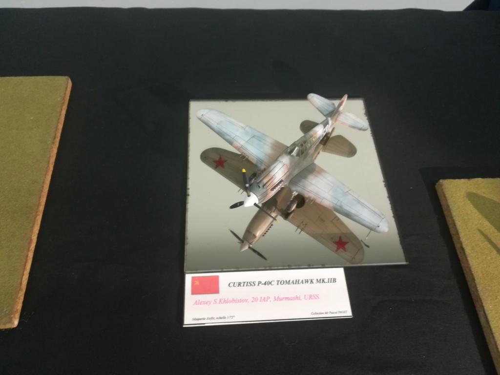 Exposition Maquettes & Figurines à Batz sur Mer  - Les photos. Img_2202