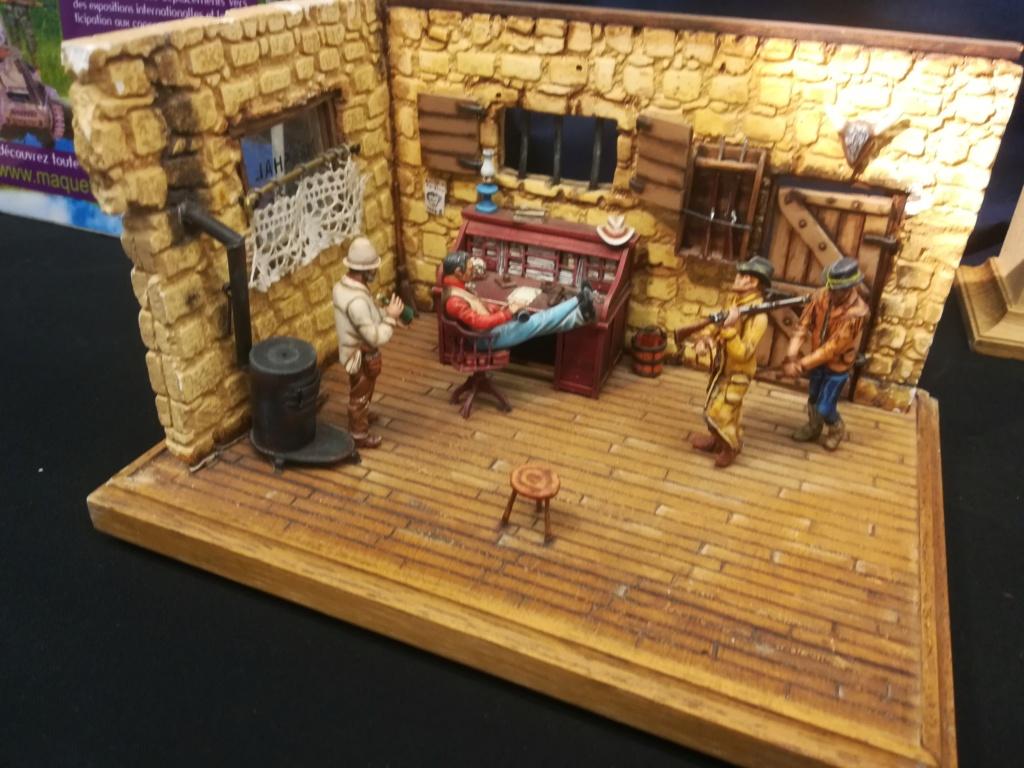 Exposition Maquettes & Figurines à Batz sur Mer  - Les photos. Img_2204