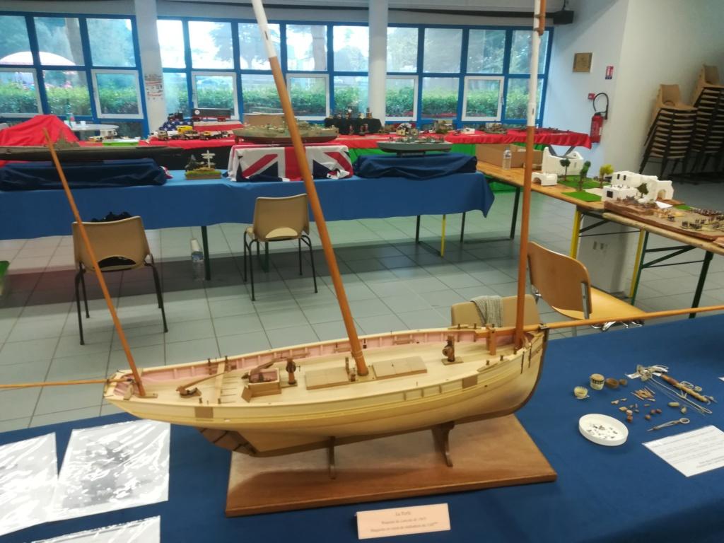Exposition Maquettes & Figurines à Batz sur Mer  - Les photos. Img_2207