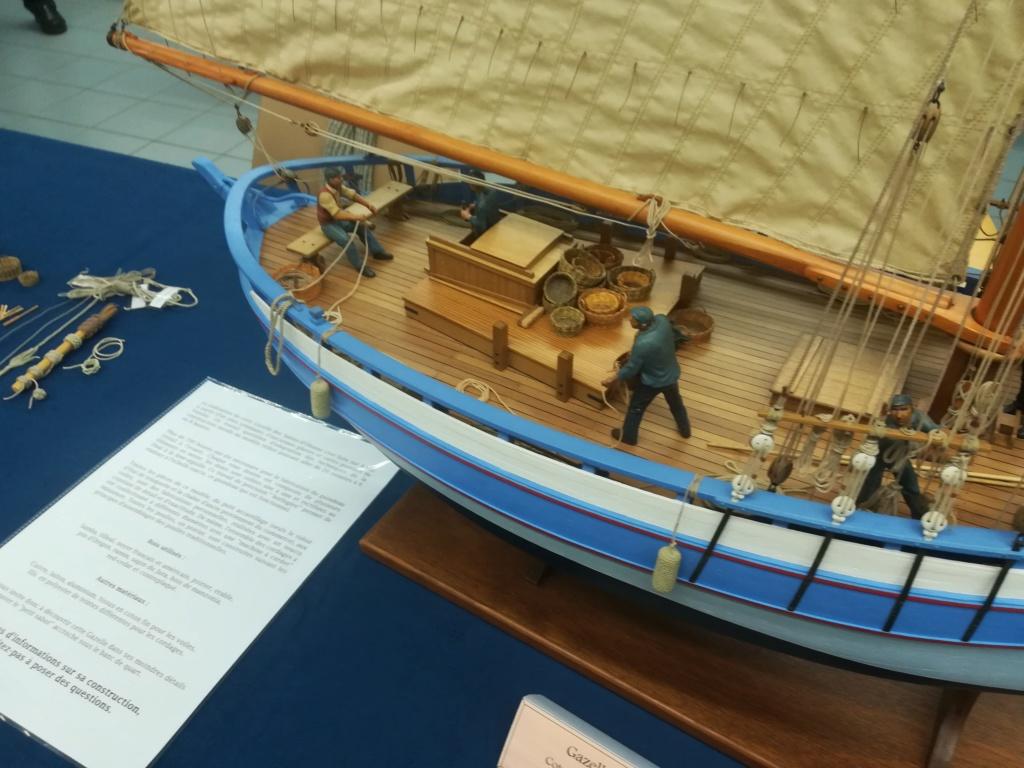 Exposition Maquettes & Figurines à Batz sur Mer  - Les photos. Img_2210