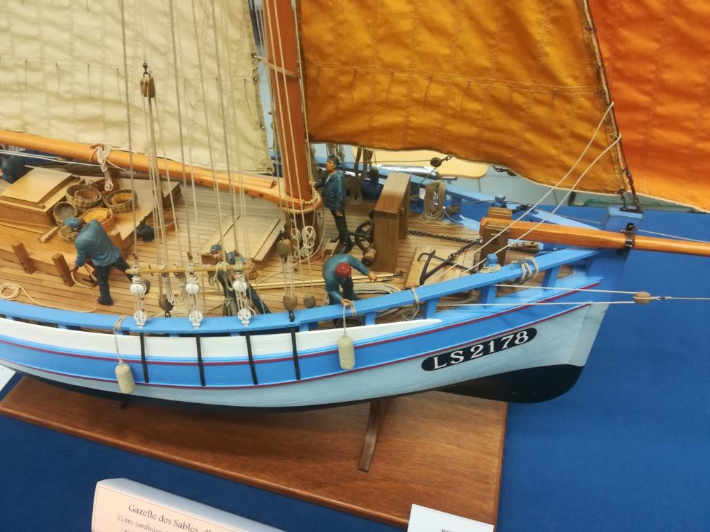 Exposition Maquettes & Figurines à Batz sur Mer  - Les photos. Img_2211