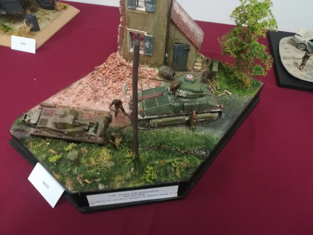 Exposition Maquettes & Figurines à Batz sur Mer  - Les photos. Img_2214