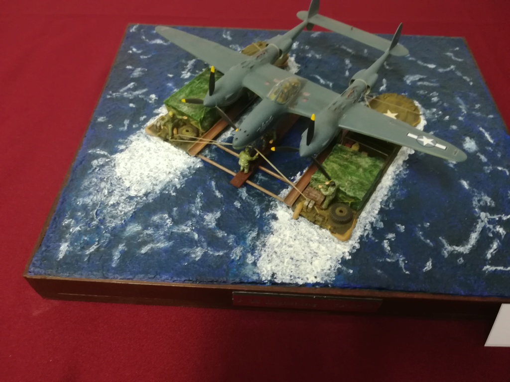 Exposition Maquettes & Figurines à Batz sur Mer  - Les photos. Img_2215