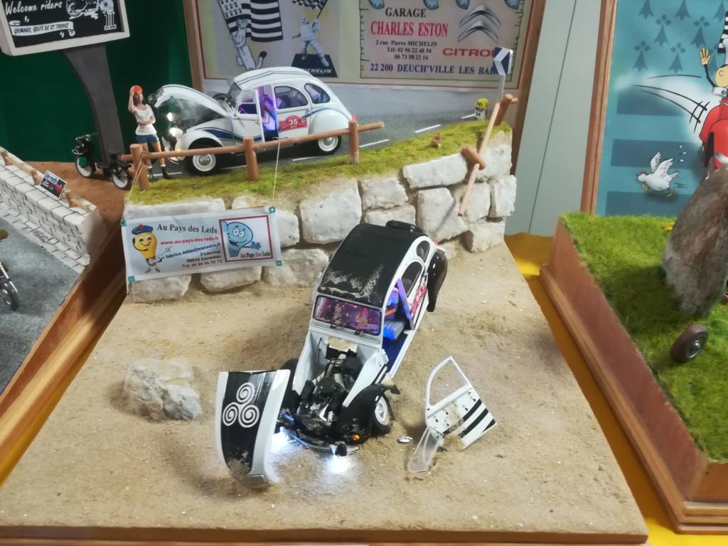 Exposition Maquettes & Figurines à Batz sur Mer  - Les photos. Img_2225