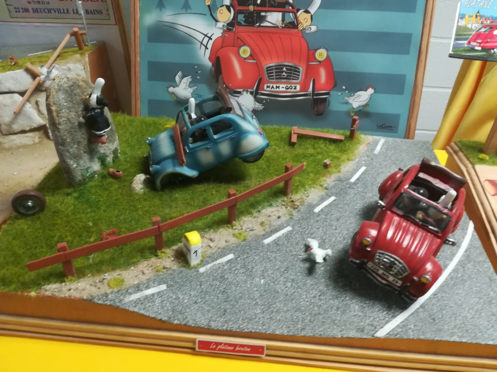 Exposition Maquettes & Figurines à Batz sur Mer  - Les photos. Img_2227