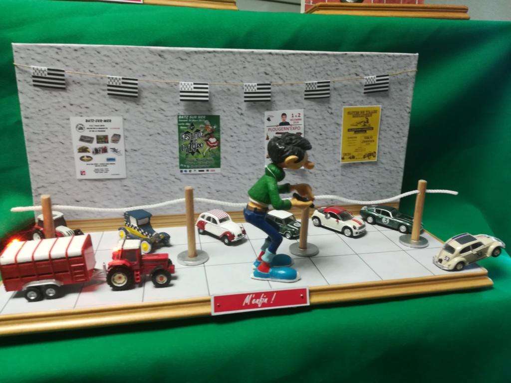 Exposition Maquettes & Figurines à Batz sur Mer  - Les photos. Img_2229