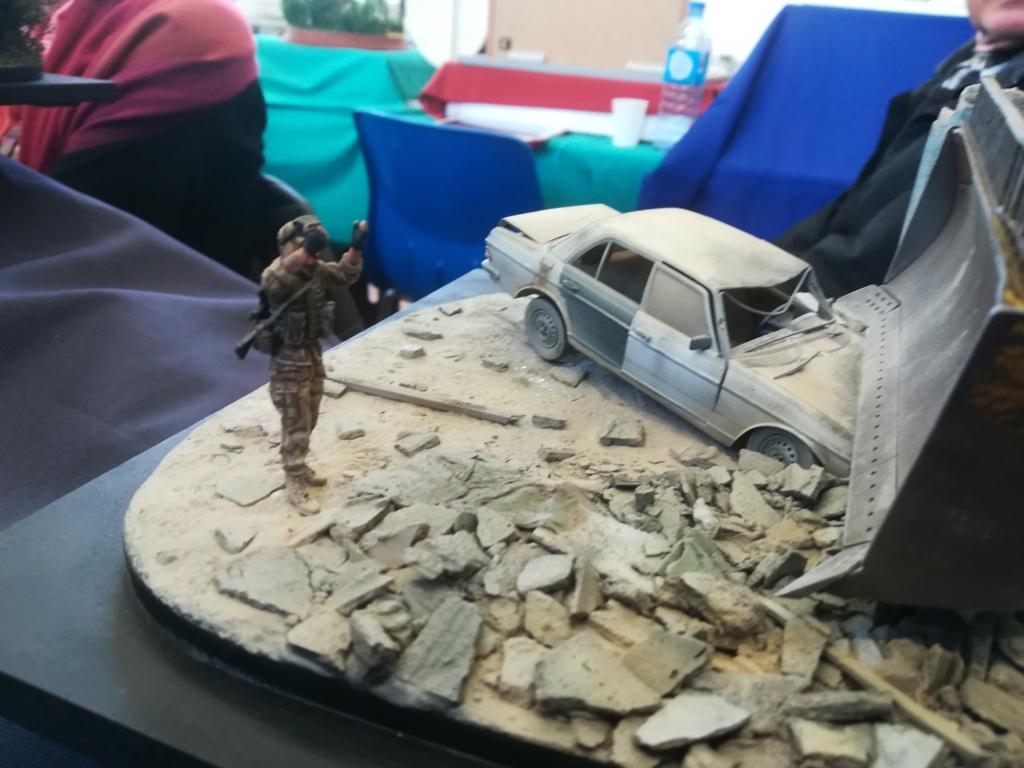 Exposition Maquettes & Figurines à Batz sur Mer  - Les photos. Img_2242