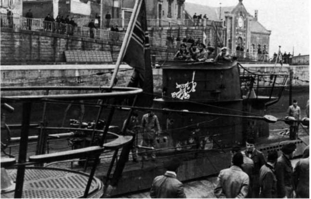 """Opération """"Chariot"""" - Saint Nazaire 28 mars 1942 (Vosper MTB 74 - Italeri 1/35) - Page 3 Sation11"""