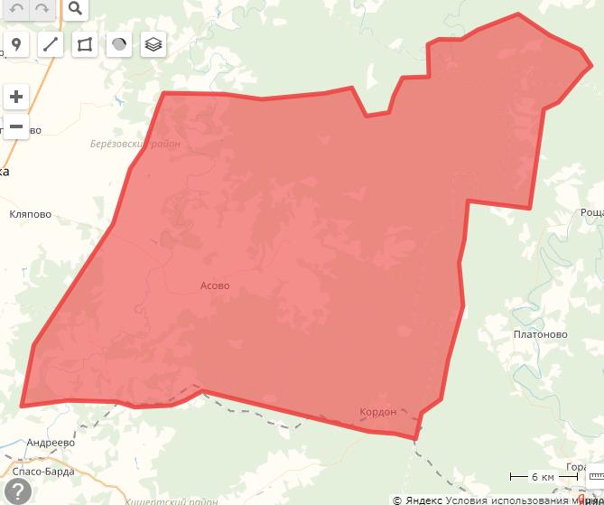 Новая топонимика Земли Сылвы и её новые административные деления Aeazii10